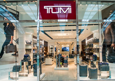 TUMIのお店