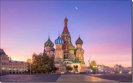 モスクワで遭遇した危険