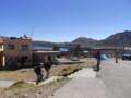[Bolivia]ペルー国境