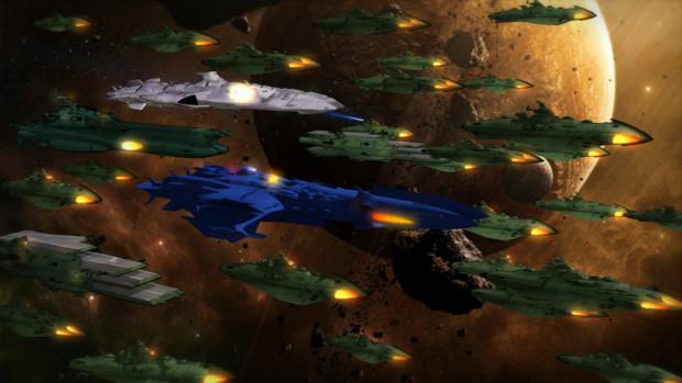 宇宙戦艦ヤマト大艦隊
