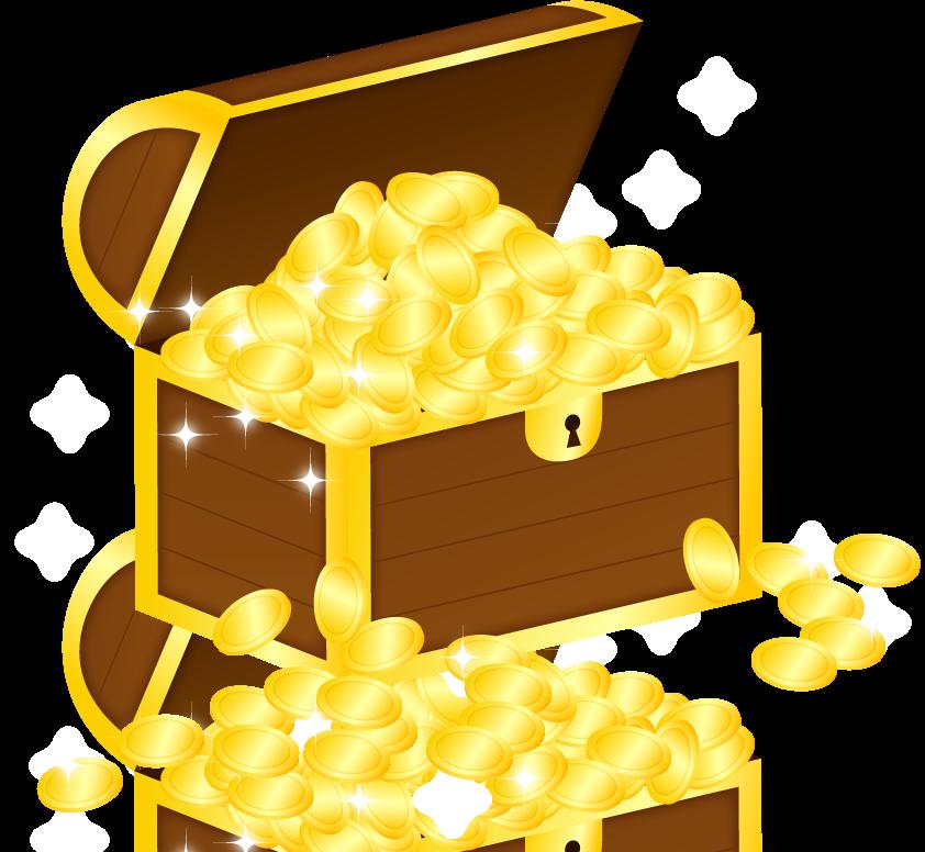 ファンファーレ曲宝箱をイメージしたフリー音楽