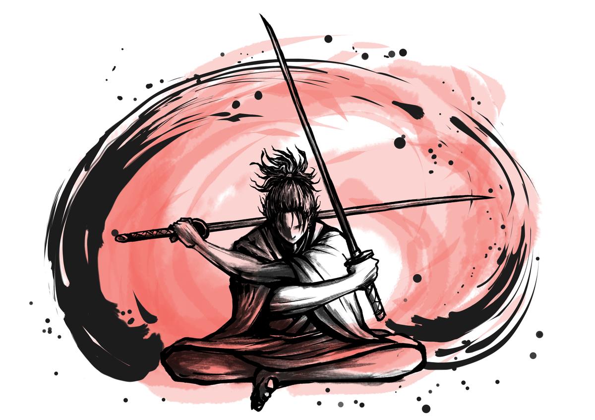 侍、武士のBGM