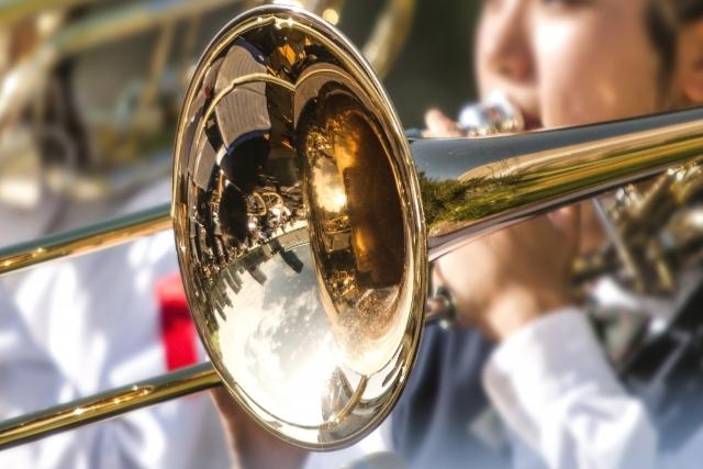 管楽器・教育楽器の飛沫可視化実験 吹奏楽・オーケストラ