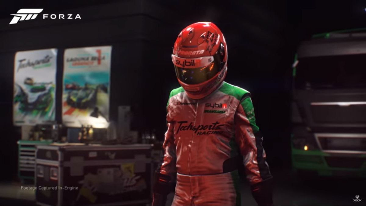 Forza最新作レイトレーシング