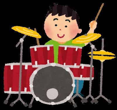 ドラムロール和楽器フリー素材