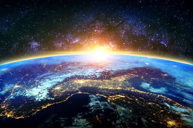 宇宙地平線壮大なBGMフリー音楽