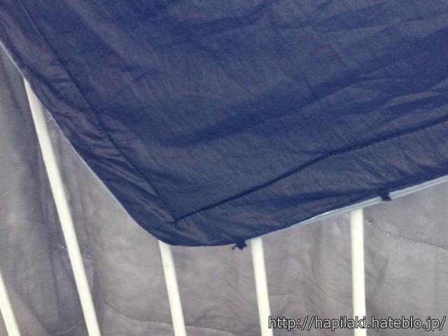 寝袋を早く乾かす干し方