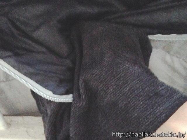 寝袋を早く乾かす干し方5