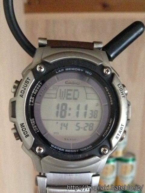 W-S200HD-1AJF CASIO 腕時計 スポーツギア