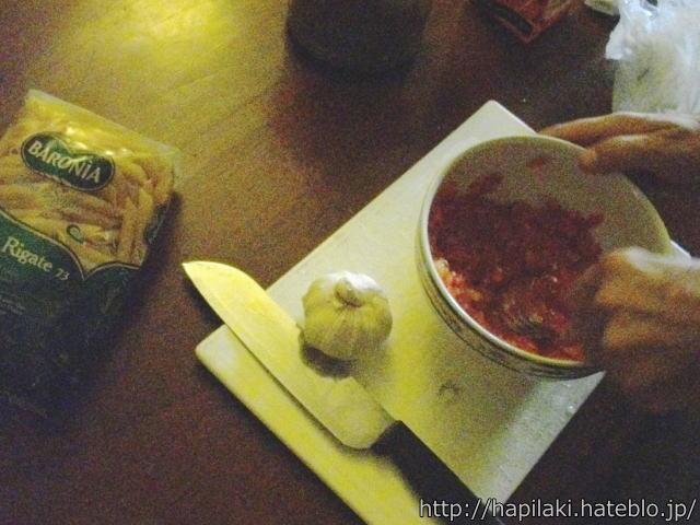 イタリア人が作るトマトソース
