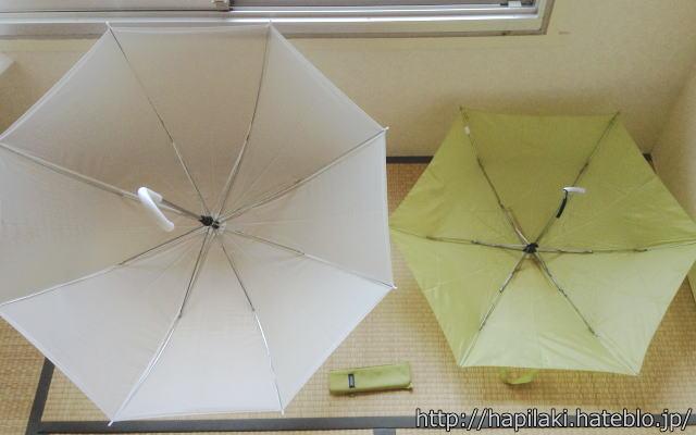 軽量コンパクトな折り畳み傘3