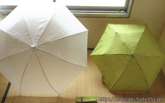 軽量コンパクトな折り畳み傘4