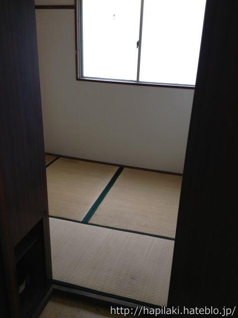三畳一間のアパートメントホテル