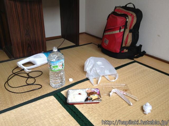 西成釜ヶ崎あいりん地区のまんぷく弁当を食べる