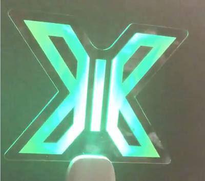 X1 ペンライト グッズ
