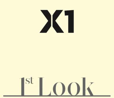 X1 1st look