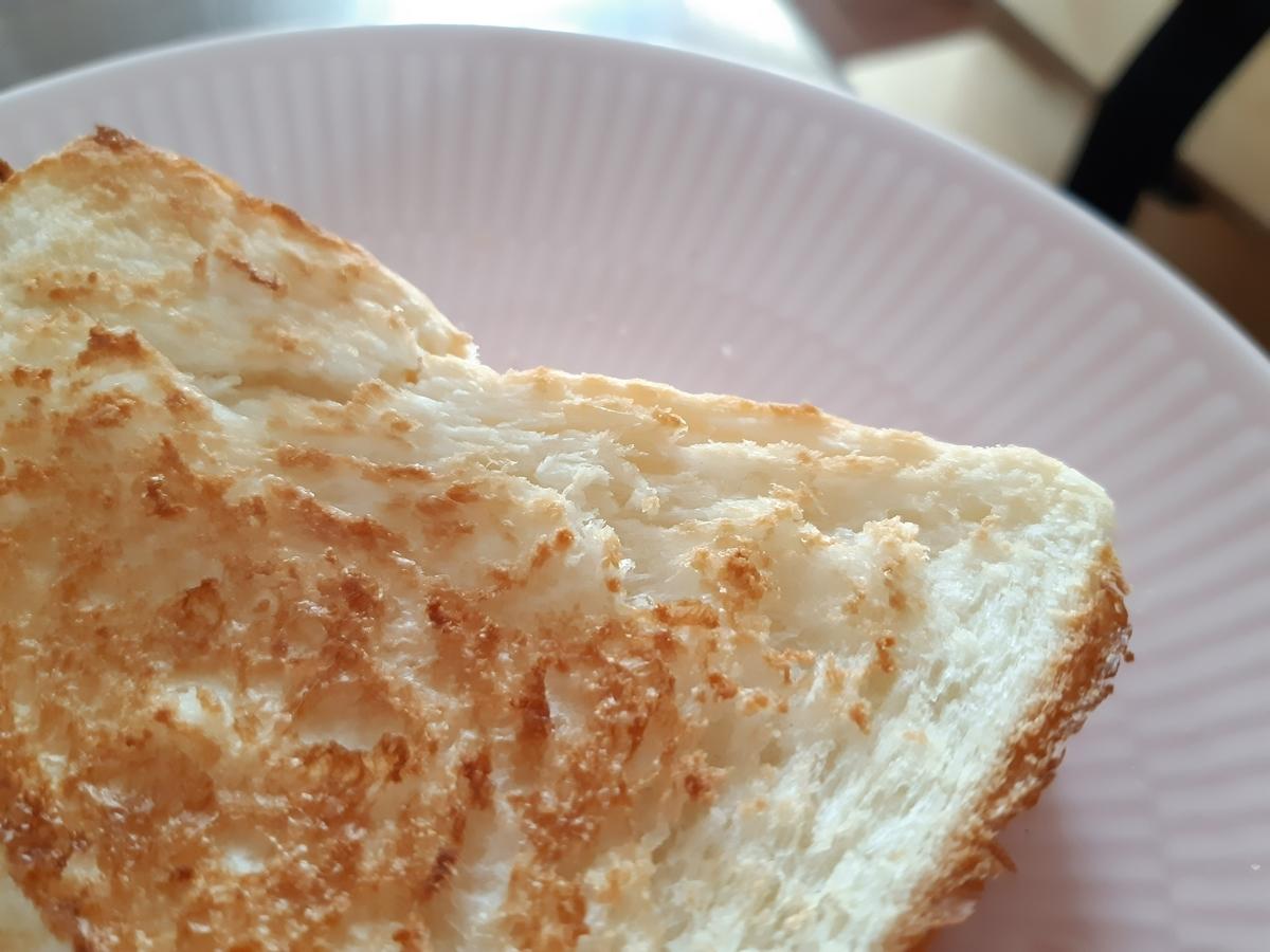 乃が美 生食パン トースト