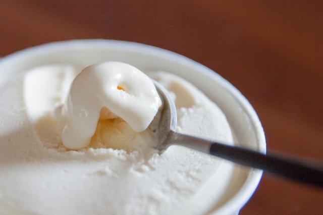 妊活 アイスクリーム