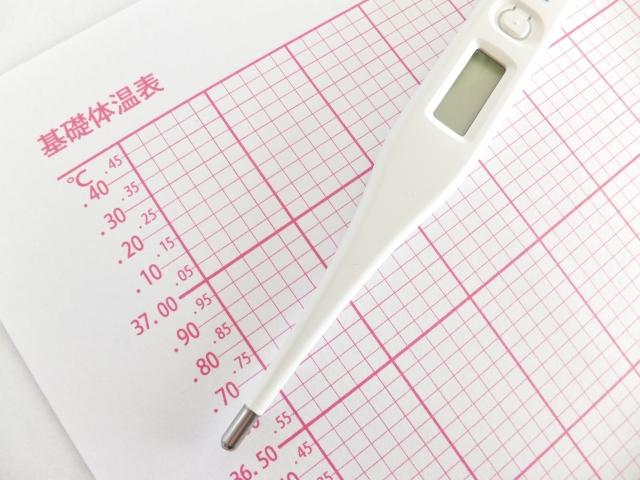 妊活 基礎体温