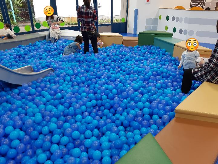 アソブラボー ボールプール
