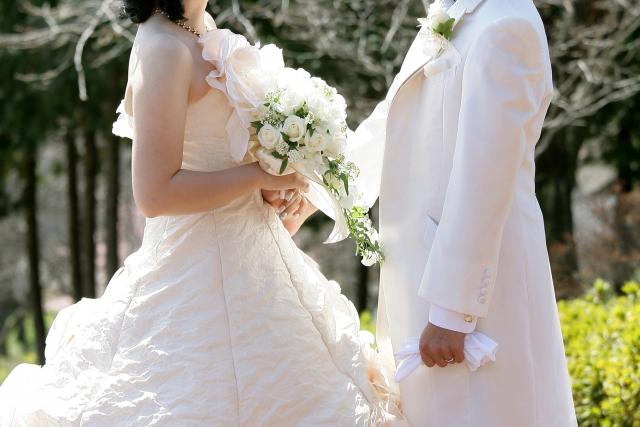 2歳 結婚式
