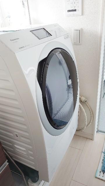 ドラム式洗濯機 パナソニック 口コミ