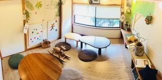 レノカフェの2階席