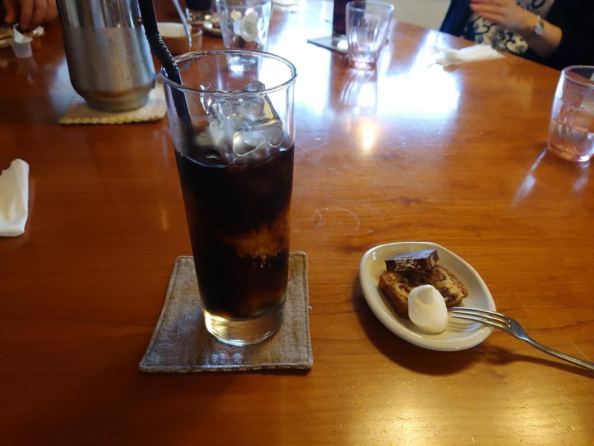 レノカフェのドリンク
