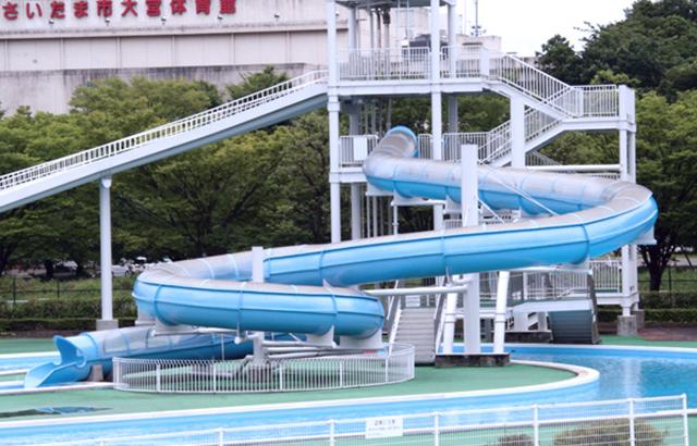 大和田公園プール