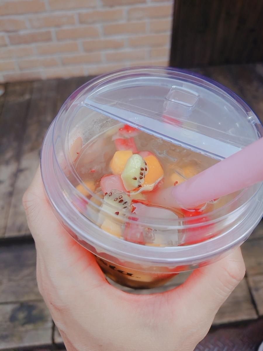 ごろころ果実のフルーツティ