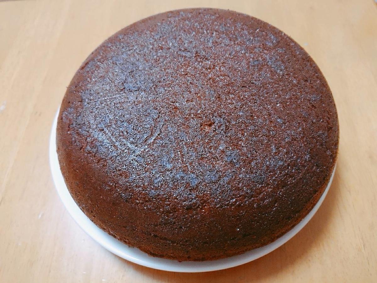 バレンタインチョコレートケーキ作り方