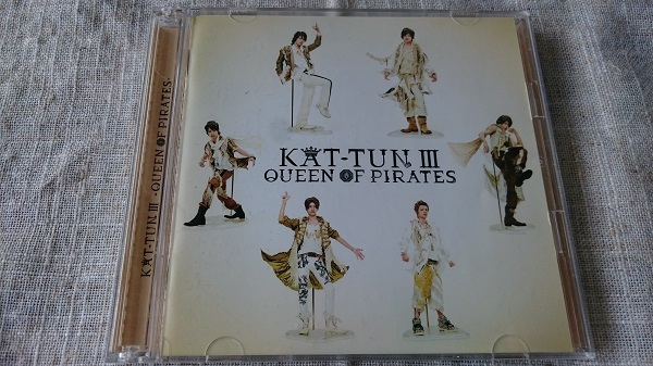 KAT-TUN III -QUEEN OF PIRATES-
