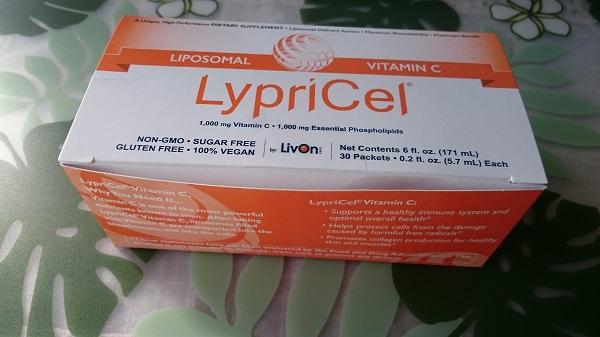 LypriCel(リプライセル) リポソームビタミンC