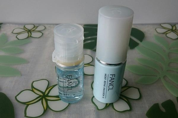 モイストリファイン 化粧液・乳液(10日分)