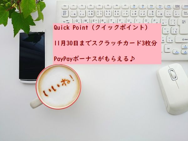 QuickPoint クイックポイント