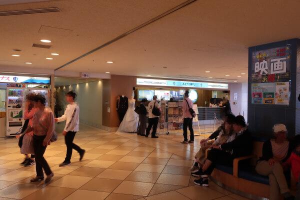 神戸ルミナス2 乗船ターミナル