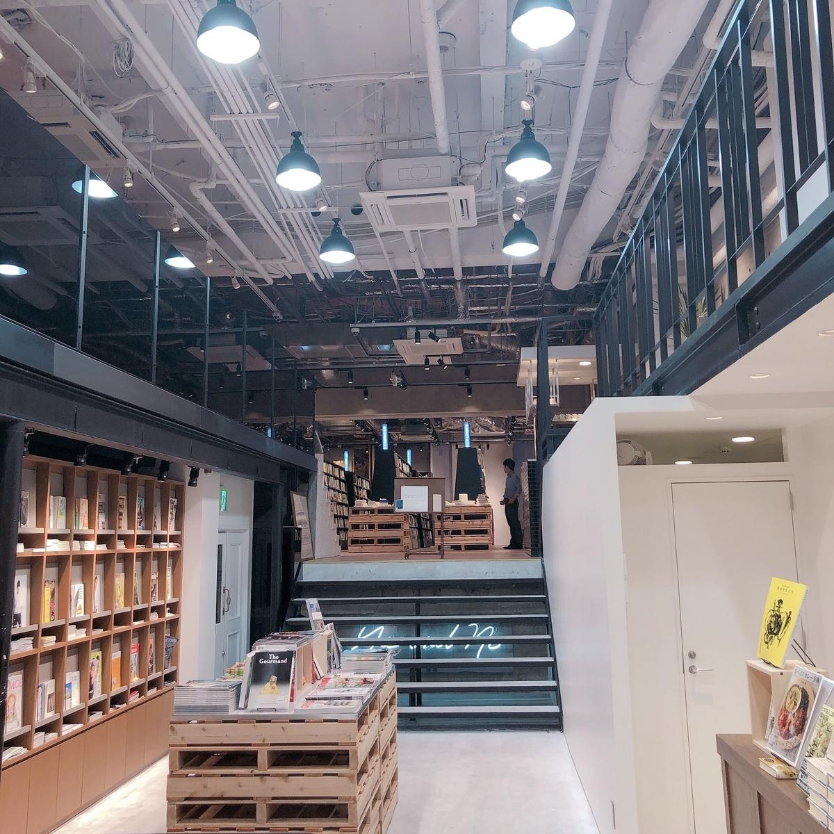 展示室スペース