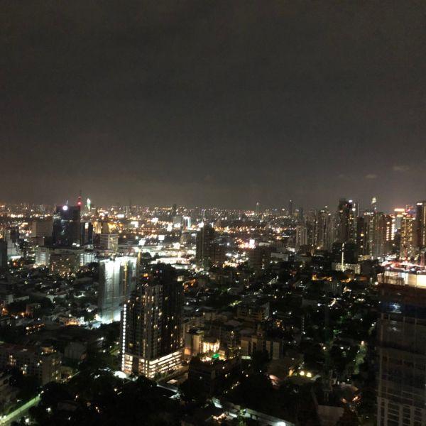 49階からの眺め、最高です