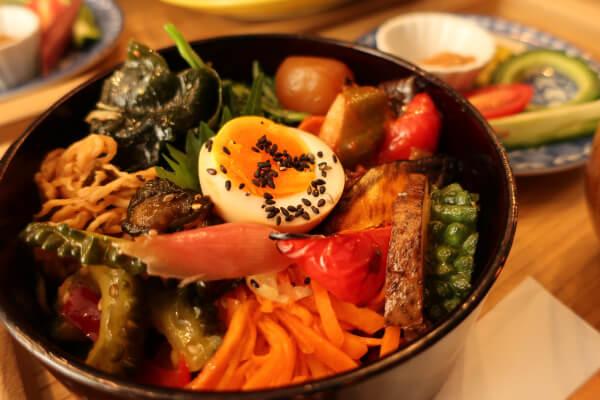 色んな種類の野菜がた~っぷり♡(葉山「Seedling」)