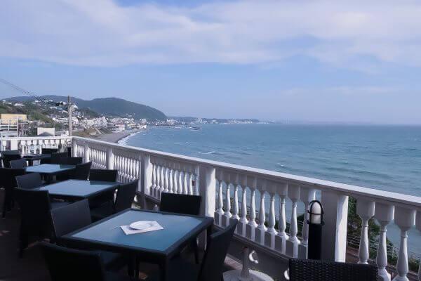 海辺のカフェ♡葉山