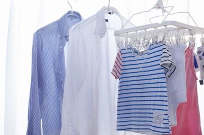 部屋干しの洗濯物は臭い?部屋干しの洗濯物だって素早く乾かせば大丈夫ですよ!