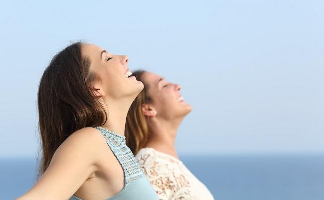 脳の老化を抑え、脳を活性化する「息止め深呼吸」やってみたらス~ッキリしました