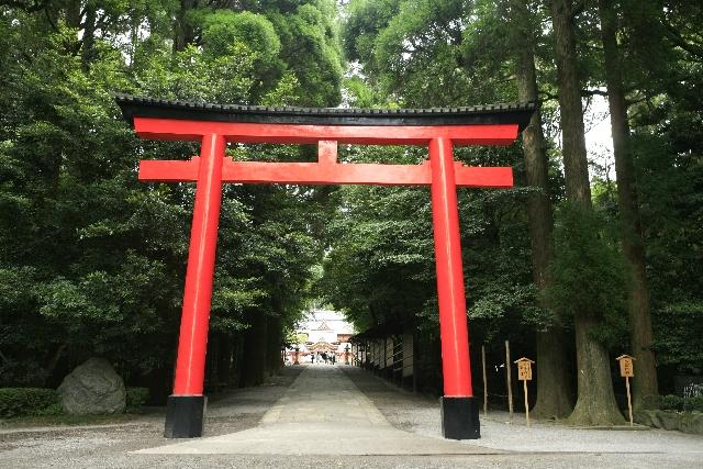 神社・神殿での正しい参拝方法を知っている人は、凛として美しい!