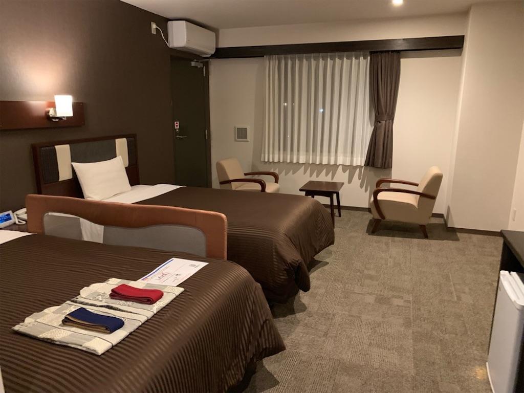 川根温泉ホテル 客室