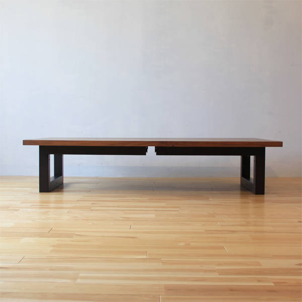 フレックステーブルを座卓に