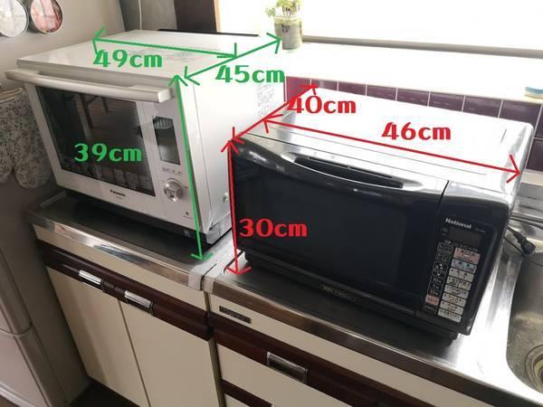 電子レンジ比較