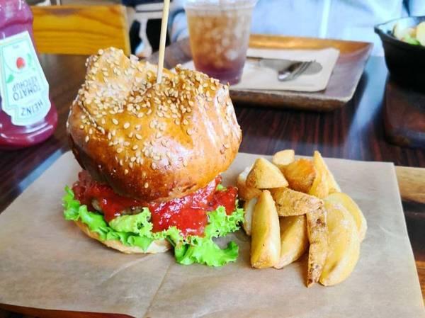 鹿児島ハンバーガー