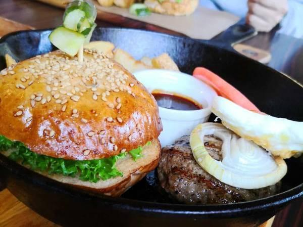 マザルバハンバーガーセット