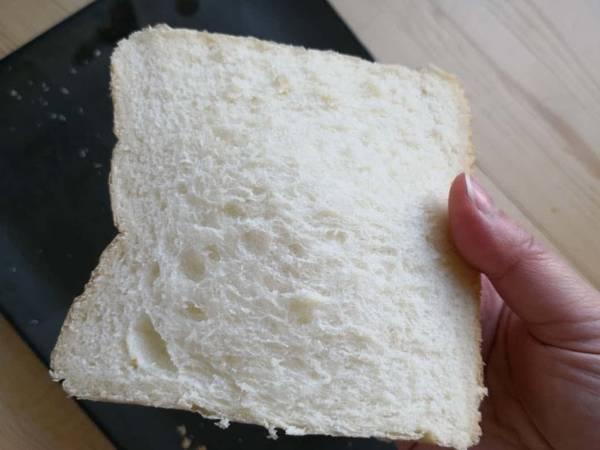 食パン切ってみたところ