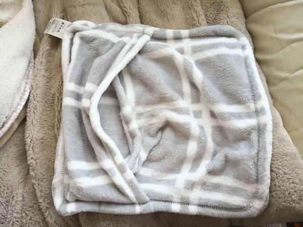 着る毛布のカバー
